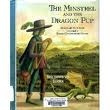 Original cover of Rosemary Sutcliff's first picture book The Minstrel and the Dragon Pup