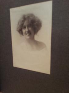 Historical novelist Rosemary Sutcliff's mother Nessie Lawton