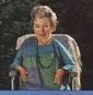 A picture of Rosemary Sutcliff (not Rosemary Sutcliff: eminent writer for children and adults