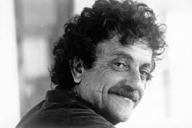 Photo of author Kurt Vonnegut